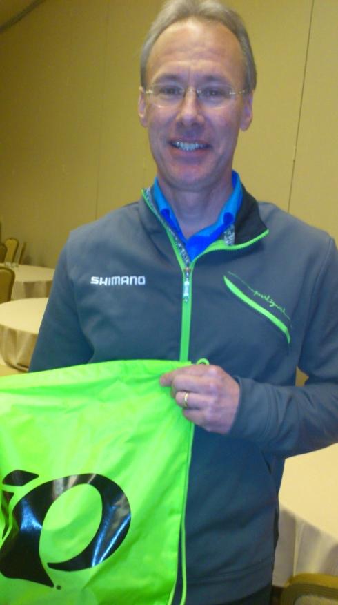 John Hunter - JR Hunter Sports Agency | Welcomes Ontario dealers to the Toronto Shimano Tech Seminar | Feb 8 2013