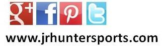 JR Hunter Sports Agency Social Media Icons